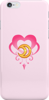 Sailor Moon - Teletia S Moon iPhone Case by DrFrizzy