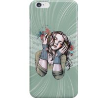 Feels Like the Wind Blows iPhone Case iPhone Case/Skin