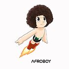 Afroboy by BLAH! Designs