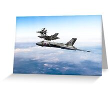 The RAF Pay Tribute Greeting Card
