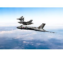 The RAF Pay Tribute Photographic Print