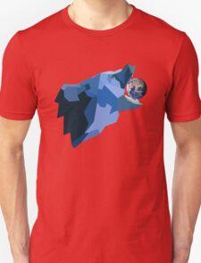 Space Bear beats Galactus Unisex T-Shirt