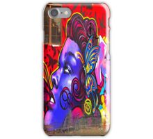 """""""Butterfly Girl"""" - phone iPhone Case/Skin"""