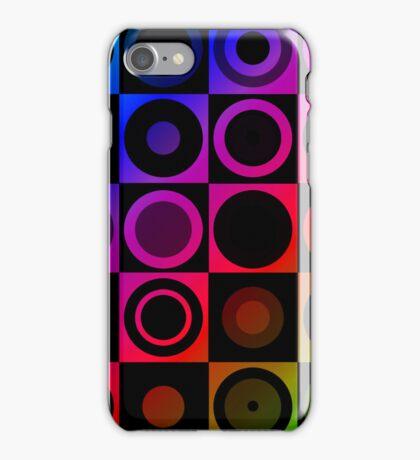 Circles Phone Case iPhone Case/Skin