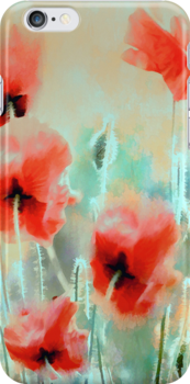 Morning Poppies by rosalin