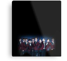 EXO comeback stage Metal Print