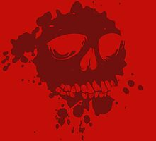 Blood Splat by zomboy