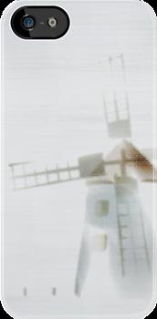 """""""fog"""" at Butle, Fårö, Gotland, - iPhone case by Gréta Thórsdóttir"""