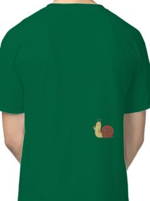 Adventure Time Snail - Small Classic T-Shirt