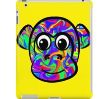 Colorful Monkey iPad Case/Skin