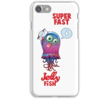 Superfast Jellyfish iPhone Case/Skin