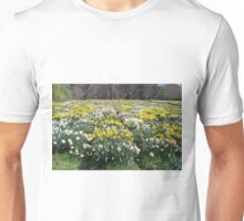 More and More Daffodils Unisex T-Shirt