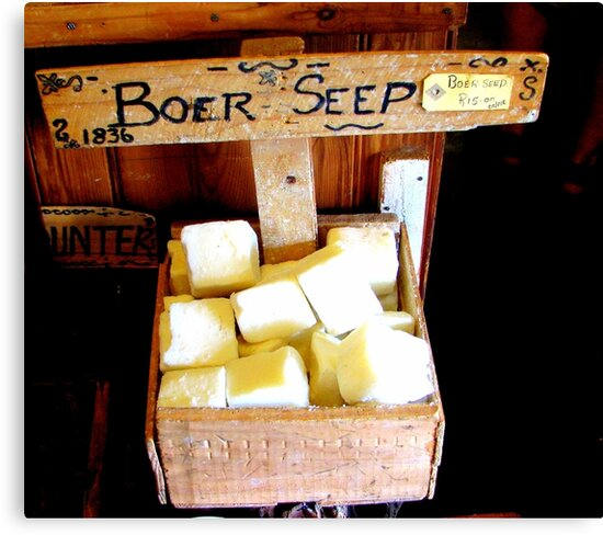 Boerseep/ The wonder soap for washing! by Elizabeth Kendall