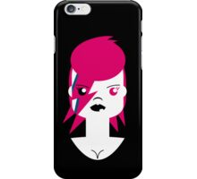Bowie, Ziggy Stardust iPhone Case/Skin