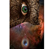 the Universe looks upon you by Elisabeth Dubois