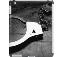 Escaped iPad Case/Skin
