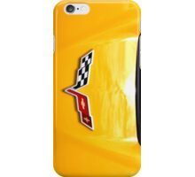 Yellow Vet iPhone Case/Skin