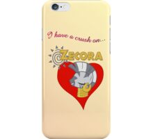 I have a crush on... Zecora iPhone Case/Skin