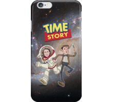 Time Story (Doctor Who / Toy Story) iPhone Case/Skin