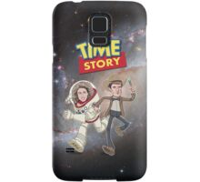 Time Story (Doctor Who / Toy Story) Samsung Galaxy Case/Skin