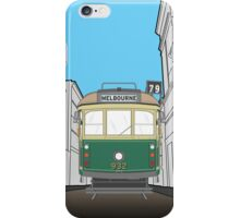 Melbourne Heritage Tram iPhone Case/Skin