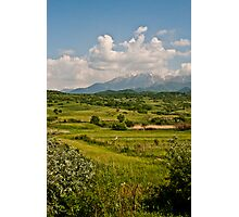 Landscape,mountains Photographic Print