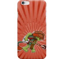 Boober Fraggle Vs. The World (Fraggle Rock / Scott Pilgrim) iPhone Case/Skin
