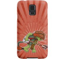 Boober Fraggle Vs. The World (Fraggle Rock / Scott Pilgrim) Samsung Galaxy Case/Skin
