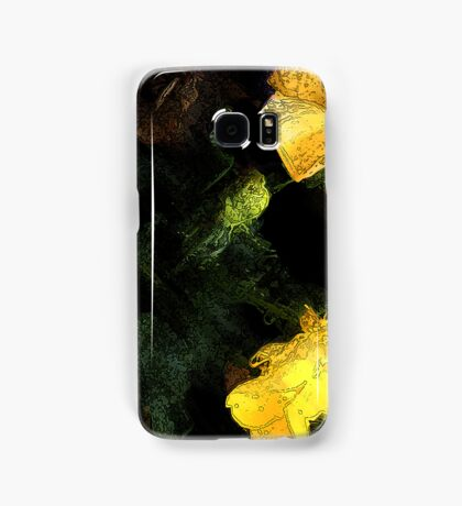 A Splash of Color Samsung Galaxy Case/Skin