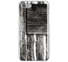 Log Texture iPhone Case/Skin