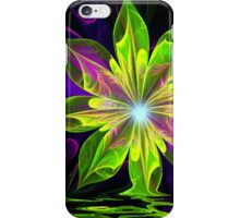 Green Reflections iPhone Case/Skin