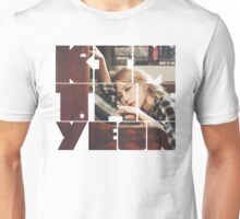 Kim Taeyeon 'I' Typography 2 Unisex T-Shirt