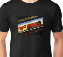 Liverpool Manchester Railway Vintage Poster Unisex T-Shirt