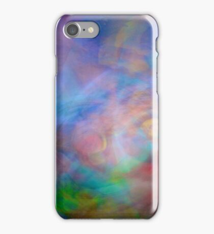 Voodoo Dreams Kinetic Abstract for iPhone iPhone Case/Skin