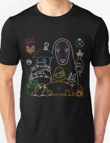 Ghibli mix v2 Unisex T-Shirt
