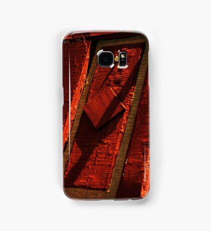 Wood Texture #1 Samsung Galaxy Case/Skin