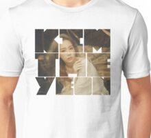 Kim Taeyeon 'I' Typography 3 Unisex T-Shirt
