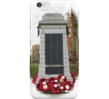 Remember Us iPhone Case/Skin