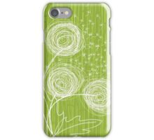 Dandelions iPhone Case iPhone Case/Skin