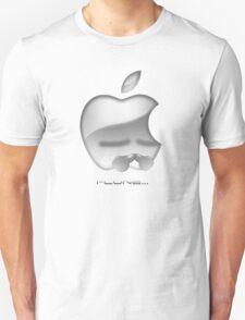 Apple I-Lone White T-Shirt
