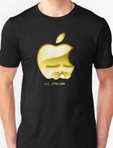 Apple I-Lone Gold T-Shirt