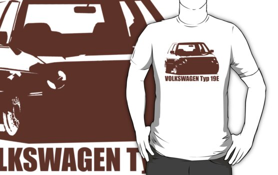 typ 19E Mk2 Golf GTI by axesent
