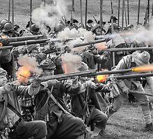 """""""FIRE!"""" by Bradley Shawn  Rabon"""