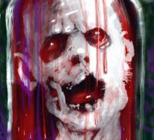 Zombie Jam Sticker