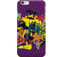 Just a Lot of Animals iPhone Case/Skin