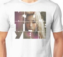 Kim Taeyeon 'I' Typography 5 Unisex T-Shirt