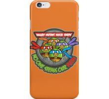 Angry Mutant Ninja Birds iPhone Case/Skin