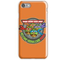 Angry Mutant Ninja Birds iPhone Case/Skin