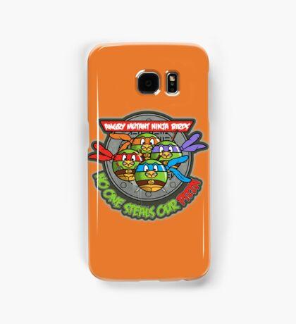 Angry Mutant Ninja Birds Samsung Galaxy Case/Skin
