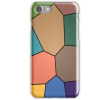 Coloured Glass iPhone Case iPhone Case/Skin